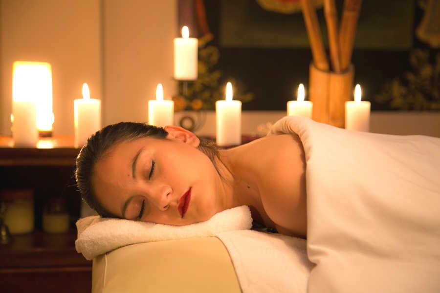 Wellness - Alpine Massagen - Symbolfoto