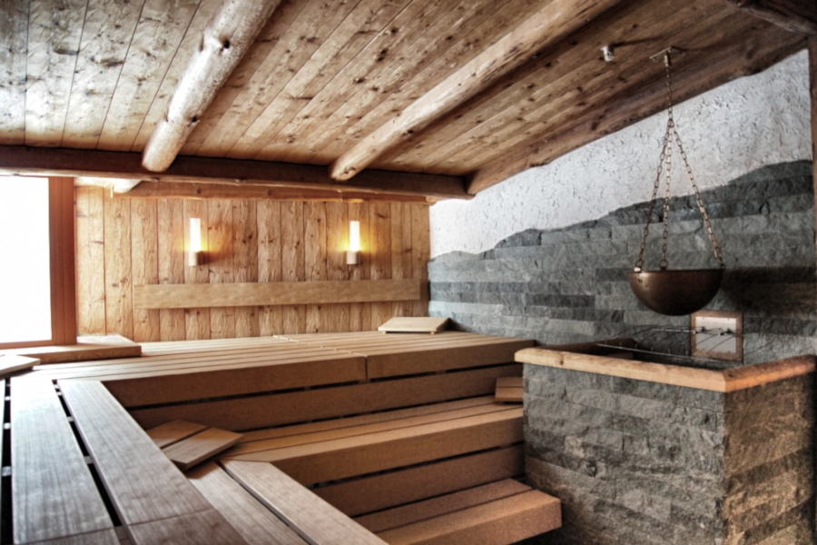 Impressionen-Sauna
