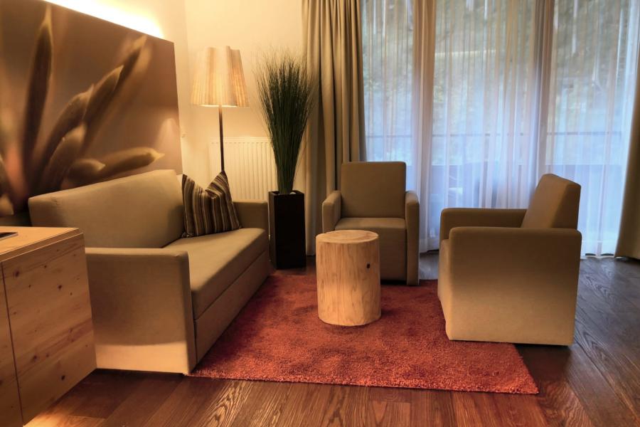 Suite Schwarzach - Wohnecke