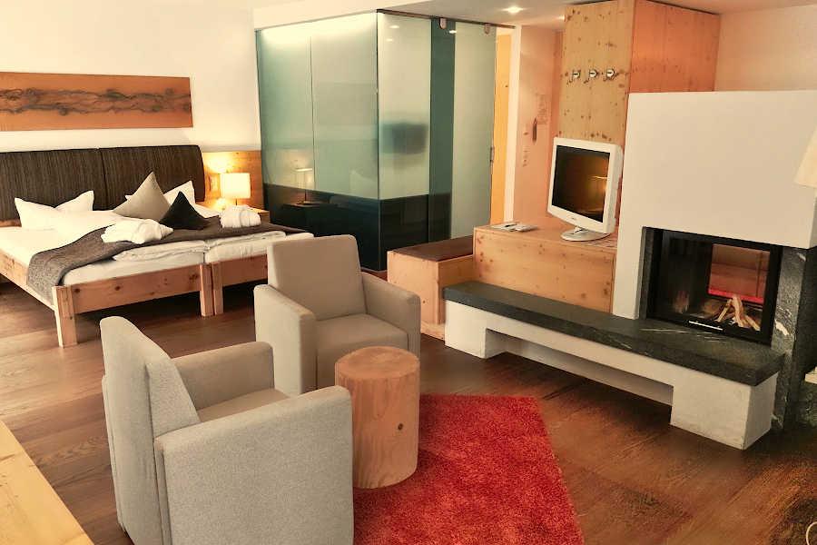 Zimmer - Suite Defereggental - Bild 4